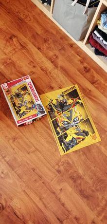 Puzzle Transformers - 160 el.
