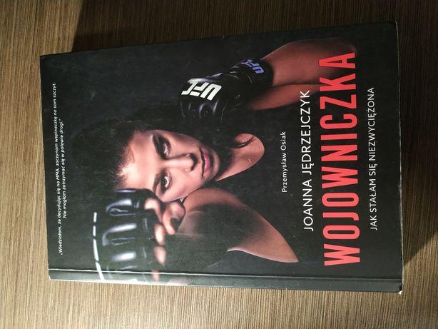 """Joanna Jędrzejczyk """"wojowniczka"""""""
