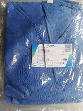 Fartuch ubranie szpitalne