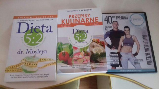 Dieta 5:2 i Przepisy kulinarne Dieta 5:2 plus gratis