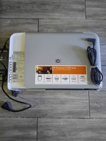 Urządzenie wielofunkcyjne HP C 3100