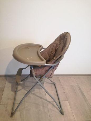 Krzesło, krzesło, fotelik do karmienia