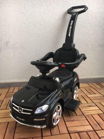 Jeździk MERCEDES GL63 AMG chodzik bujak pchacz AKUMULATOR