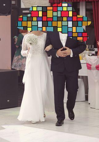 Sukienka Ślubna rozmiar 38 (M)
