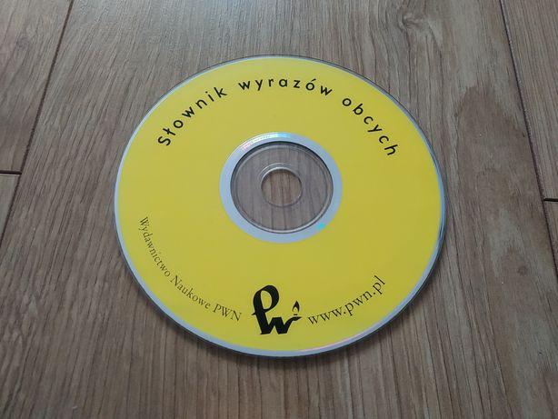 19. Słownik wyrazów obcych PWN CD CD-ROM płyta komputerowa