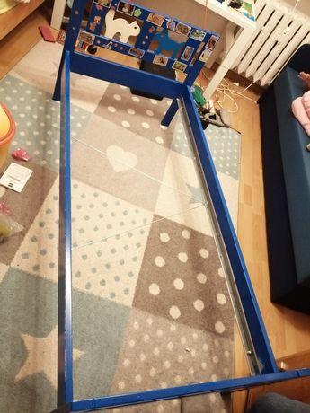 Łóżko dziecięce Ikea, 2 materace,