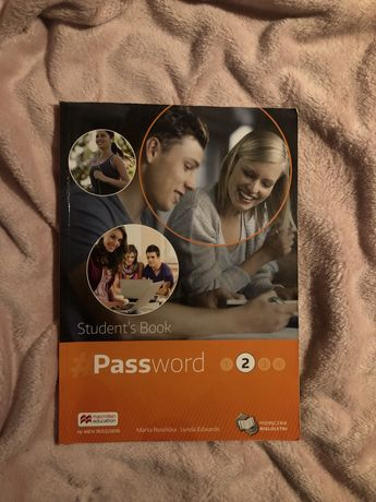 Książka do angielskiego   Password 2