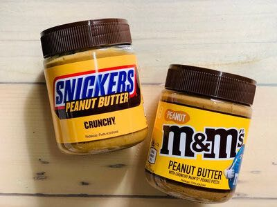 Арахісова паста M&Ms/ Snickers 225 g