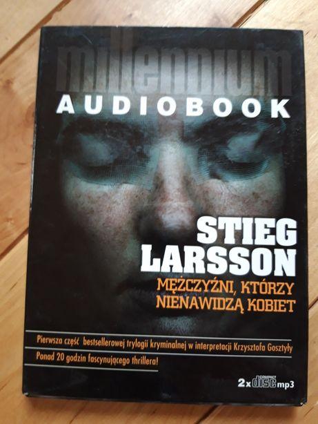 Audiobook MP3 Millenium cz1 Larsson