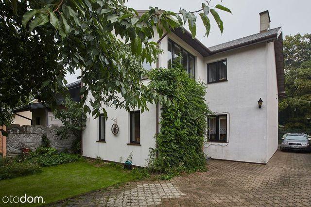 166 m2 - 5 pokoi + oranżeria + garaż na 2 samochod