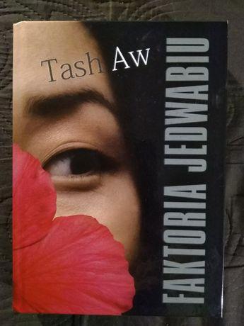 Tash Aw - Faktoria jedwabiu (oprawa twarda)
