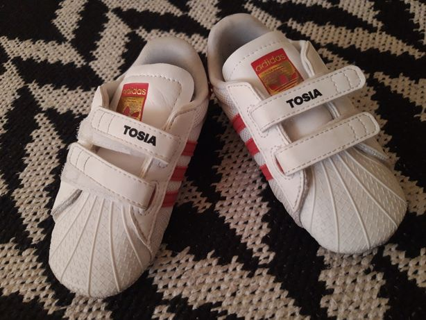 Buty buciki chodki niechodki Adidas Tosia