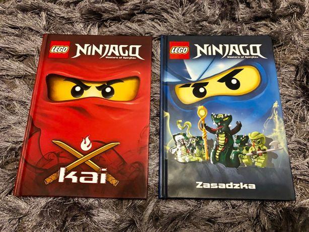 Okazja - Lego Ninjago 2 szt - Zasadzka, Kai