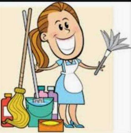 Limpezas em casas