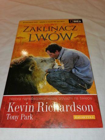 Kevin Richardson, Tony Park – Zaklinacz Lwów
