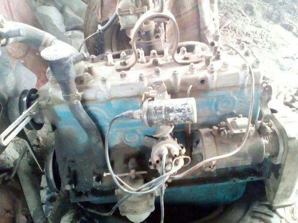 Мотор ГАЗ-51,52