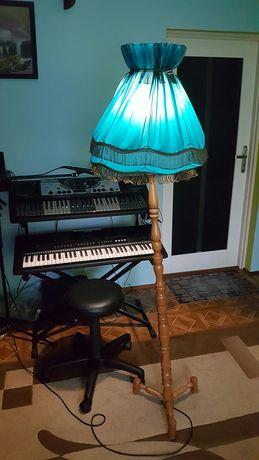 Lampa  Nocna  Retro