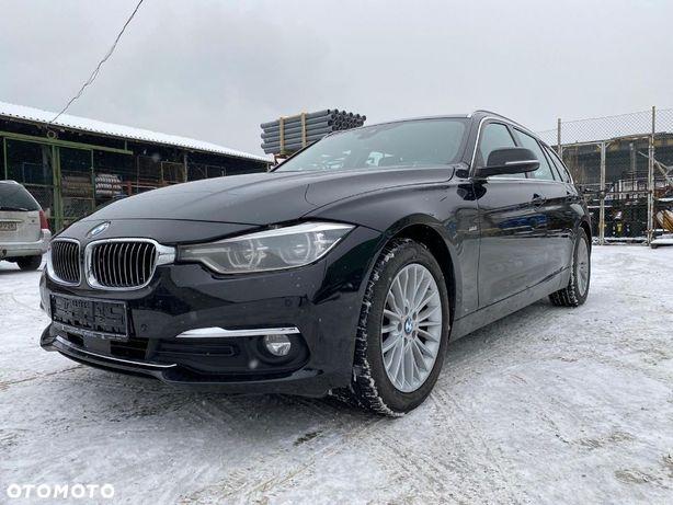 BMW Seria 3 320xd*190KM*LuxuryLine*Lift*Navi*HeadUp*Asystent*Full*Serwis
