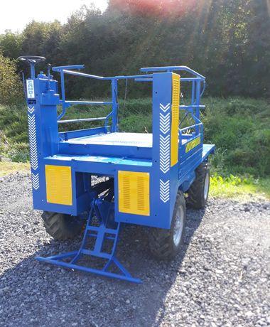 Platforma sadownicza Candy 4x4 hydrostat Diesel