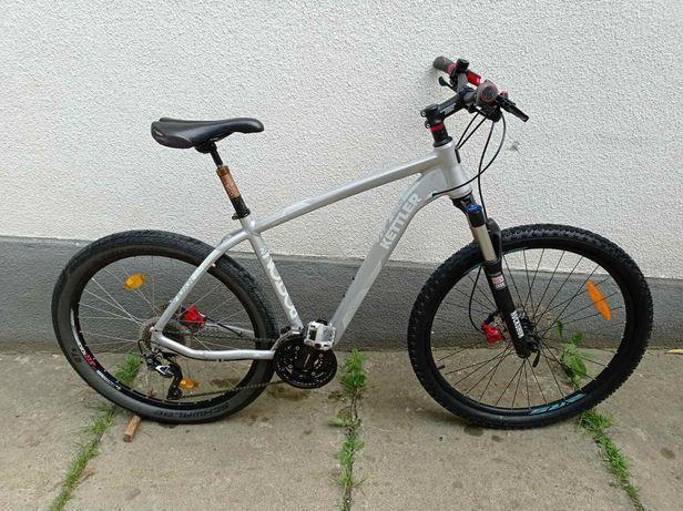 Велосипед Kettler 27.5. Rock Shox.Shimano Deore.