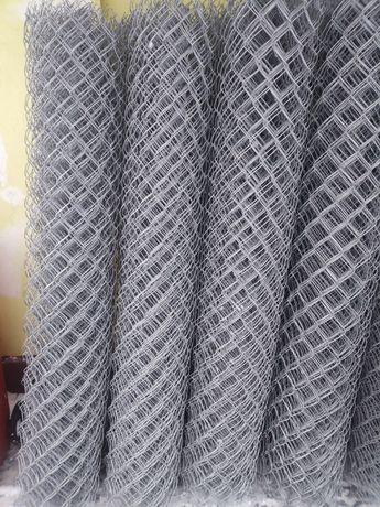 Siatka ogrodzeniowa 150 cm wys, 2,7 mm drut, oczko 65cmx65cm