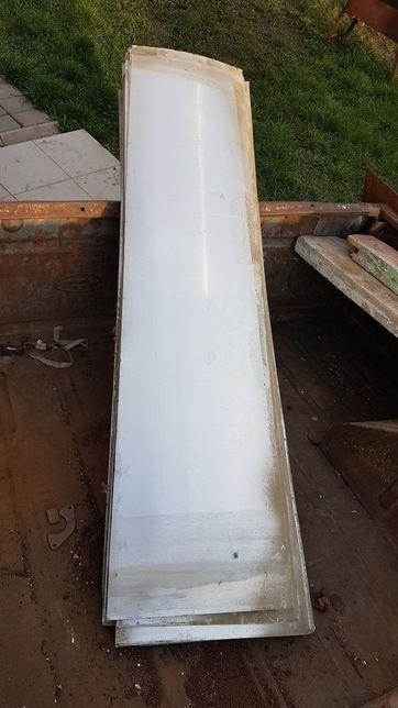 Лист алюминиевый 1285*300*0,8 мм
