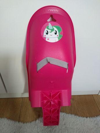 Fotelik rowerowy dla lalek