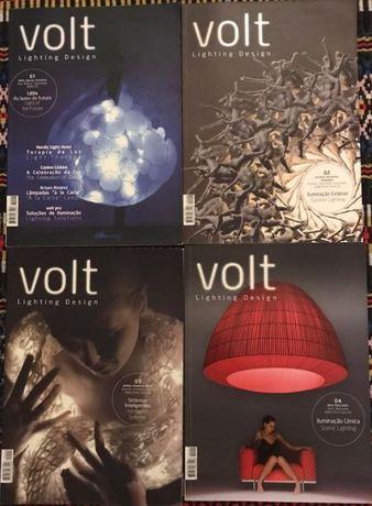 Revistas VOLT - iluminação design