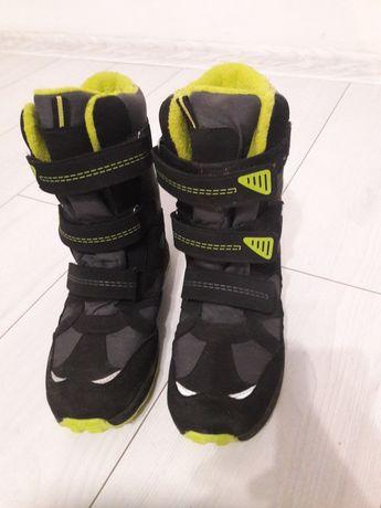 Чоботи ботинки 38 TechTex зимові черевики