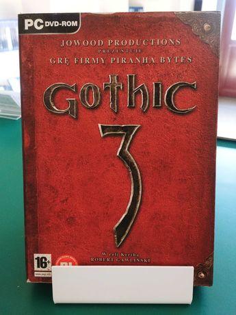 Gothic 3 Polska wersja językowa PC