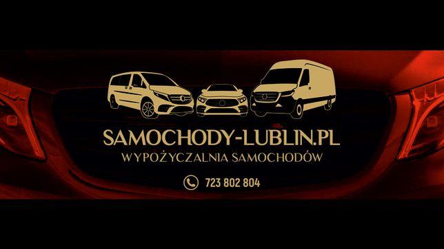 Wypożyczalnia samochodów busów Lublin Wynajem busy osobowe i dostawcze