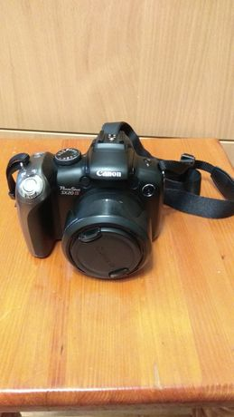 Фотоаппарат Canon sx20 is