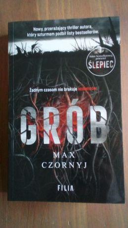 """Max Czornyj """"Grób"""""""