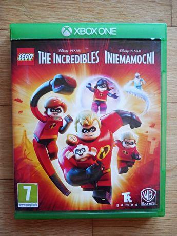 Gra xbox one Iniemamocni LEGO Disney Pixar I nie ma mocni