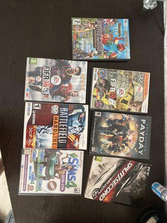 Игры компьютерные