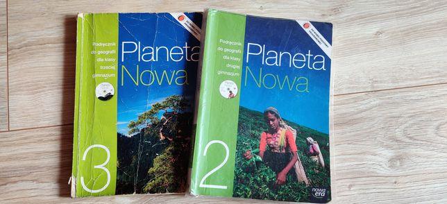 Gimnazjum geografia planeta nowa