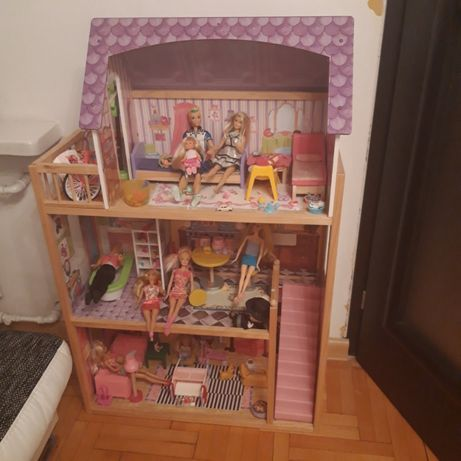 Domek dla Lalek Barby