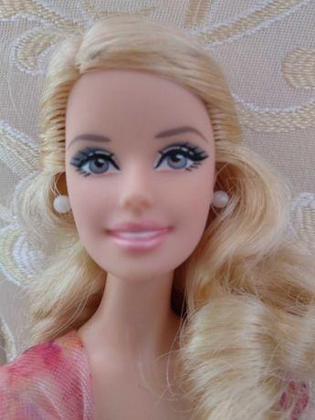 РЕДКАЯ коллекционная кукла Барби Barbie в шикарном платье коллекция