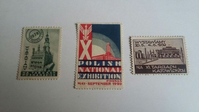 Bardzo state polskie, rzadkie znaczki
