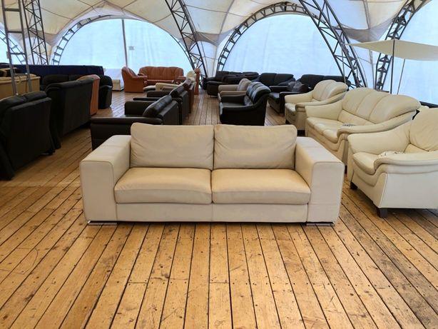 Кожаный диван шкіряний диван без реставрации из Германии