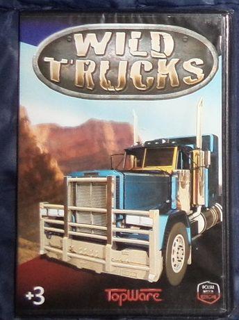 gra firmy TopWare Wild Trucks 2009, nowa, folia, wysyłka