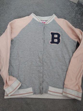 Bluza rozpinana rozmiar 140