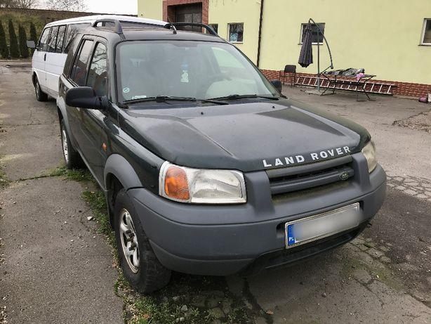 Land Rover Freelander Zarejestrowany