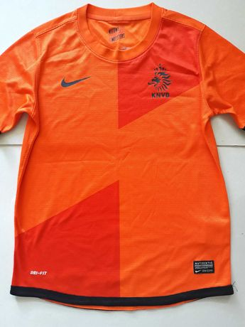 Nike Koszulka piłkarska/meczowa KNVB Holandia (oryginalna/nowa)