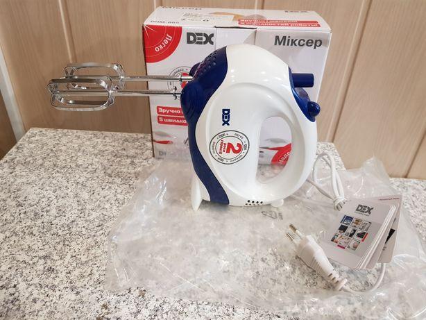 Миксер DEX DHM-865 новый