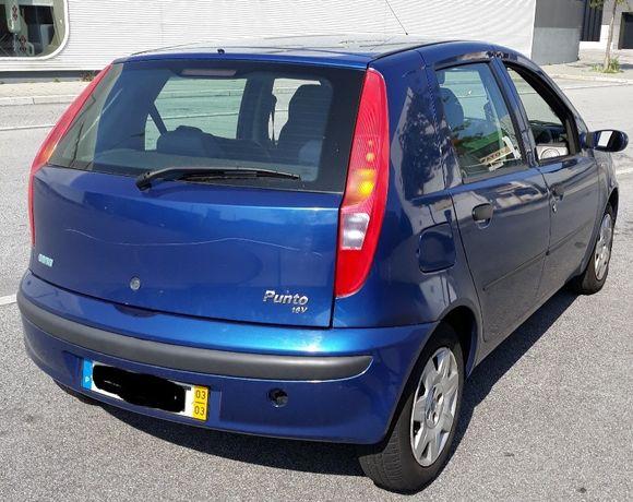 Fiat Punto II 2 vender peças varios carros Azul cinza preto