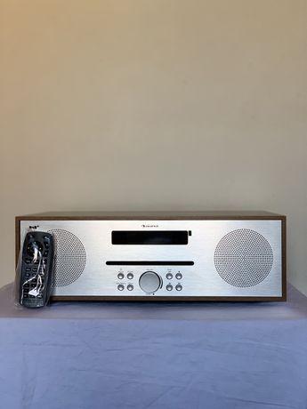 Radio sieciowe DAB+, FM Auna Silver Star