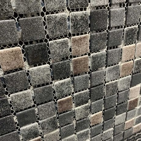 Мозаїка мармур, скло на Паперу і сітці, (плитка). Складська ціна!