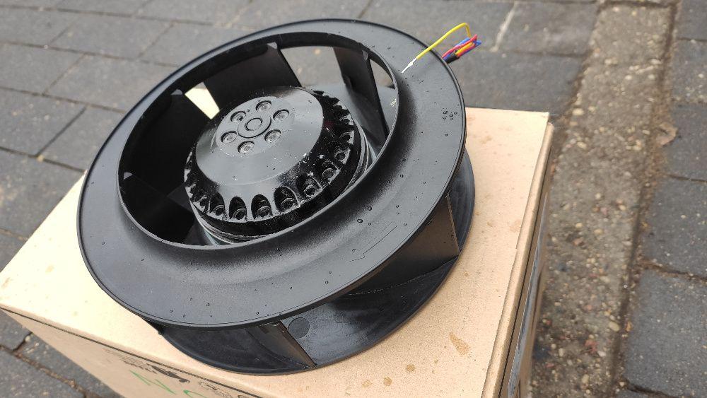 Wentylator promieniowy 230V 80W 2600 obr/min.