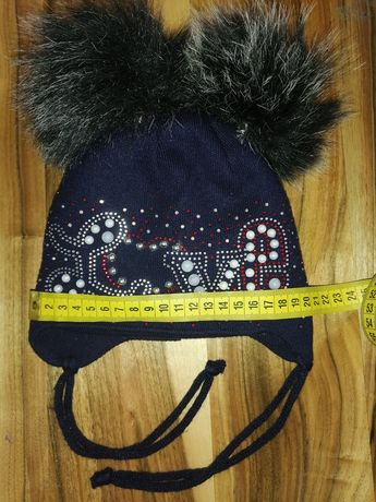 Пинетки детские р18 - р20 тёплые шапка